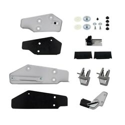 Ford Mustang Door Glass Right Hand Mounting Bracket And Guide Kit 1969-1970