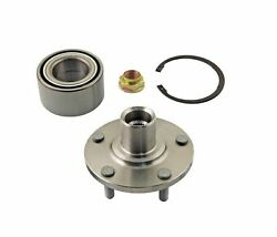 Front Wheel Hub Bearing Kit Honda Accord 2.4l Automatic Only With Nut Clip
