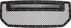 2016-2017 Sierra 1500 Rigid Industries 41599 Rds Series Grille Free Shipping