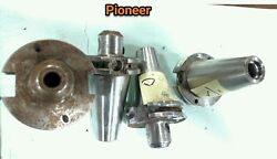 Cnc Cat 40 Tool Holders Several Brands Including Pioneer Briney Yg And Ultradex