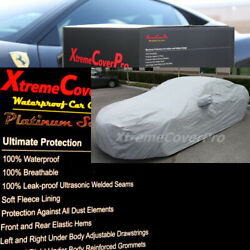 Waterproof Car Cover W/mirrorpocket Gry For 2011 2012 2013 2014 Infiniti M37 M56