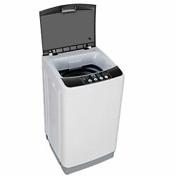 Compact Full-automatic Washing Machine Laundry Washer Spin With Drain Pump