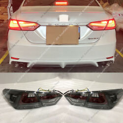 For Toayota Camry 2018 2019 LED Rear Tail Lights Brake Turn signal k Lamps Refit