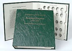 Littleton Album For Buffalo Nickels 1913-1938 Collections Quality Storage Lca22
