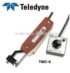 Teledyne Stripall Coax Cable Stripper TWC-6 / Temperature Control / up to 5/8