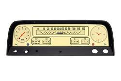 1964-1966 Chevrolet Chevy Truck Direct Fit Gauge Tan Ct64t