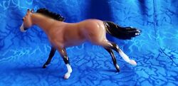 Breyer Horse Stablemate Silver Cup Second Series Thoroughbred Glossy QVC SR