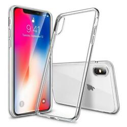 For iPhone XS  XS MAX  XR Crystal Clear Case Transparent Soft TPU Rubber