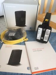NOT WORKING: Cisco AT&T Microcell  Cell Signal Booster Tower Antenna (DPH-154)