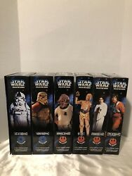 Star Wars 12 Inch Figure Lot Collector Series