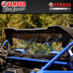 YAMAHA REAR WINDOW BLACK 2016 2018 YXZ1000R 16 18 YXZ 1000R 2HC K750A V0 00