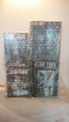THE HOLLYWOOD COLLECTABLES ORIGINAL STAR TREK SERIES COLLECTABLES. ALL SIX