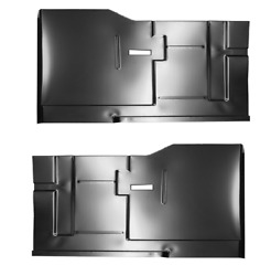 Chevy Blazer Floor Pan Under Rear Seat Set Left And Right 1973-1991