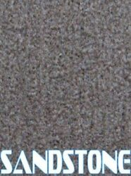 Snap In Suitable Boat Carpet - 20oz - 8.5and039 X 30and039 - Color Sandstone