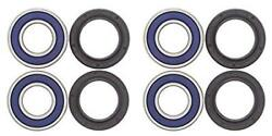 All Balls All Bearing Kit For Front Wheels Fit Honda Trx250tm Recon 2002-2016