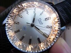 Super Rare Orient Flash With Tag 1965 Good Condition Vintage Watch Oh Completed
