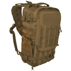 Hazard 4 Switchback Full Sized Laptop Sling Pack Hydration Outdoor Padded Coyote