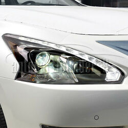 2013 to 2015 Year Teana For Nissan Altima LED Front Lamps LED Head Lights TLZ