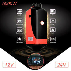 12V 5000W Car Dryer LCD Display Demister Defroster Auto Heater Heating Tool Note