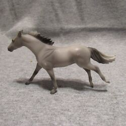Breyer #750010 Thoroughbred grey from Flicka in the Wild Stablemate Set
