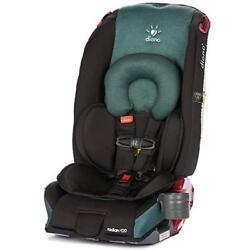 Diono Radian R120 All-in-One Convertible Car Seat - Black Forest New