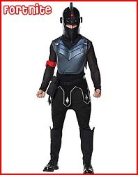 Fortnite Adult Black Knight Halloween Costume Size X-large In Hand