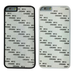 Hard Plastic Wholesale Blank Sublimation Case Cover For Apple Iphone Models Lot
