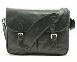 Mens Leather 15.6