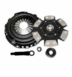 Competition Clutch Stage 4 Sprung Strip Series Clutch Kit For 90-02 Honda Accord