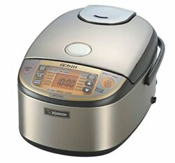 New ZOJIRUSHI rice cooker NP-HJH10 for 220-230V, 50/60Hz From Japan