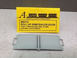 Ho 187 A-line 50110 Roll-up Semitrailer Door Todco/whiting Style