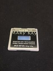 (CL) Mary Kay 030106 MINERAL Lot Of One Eye Color Shadow PEACOCK BLUE