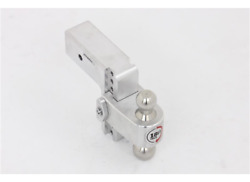 Weigh Safe 180 Hitch 2-ball Mount W/ Stainless Balls Ltb6-3