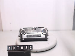 12 TOYOTA CAMRY CLIMATE CONTROL TEMPERATURE AC HEAT SWITCH 19T082
