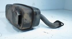 Oem Ariens Exhaust Pipe With Muffler 03654300 Fits Zoom 915035 915311 915501