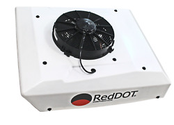NEW RED DOT 24V SELF CONTAINED ROOFTOP AC UNIT 15000BTU COOL #E-6100-0-24P