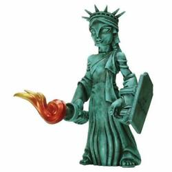 Status Of Liberty - By Touma - Art Toy Figure Statue Limited Edition Not Bait