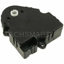 HVAC Heater Blend Door Actuator Left TECHSMART F04009