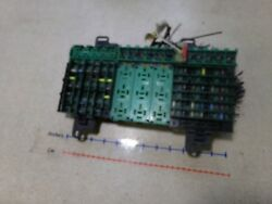 Commercial Truck Fuse And Relay Block Assembly R60994-004 Free Shipping