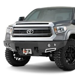 Smittybilt M1 Front Bumper And Light Kit Fits 2014 Toyota Tundra 612841