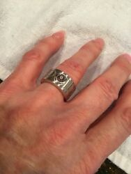 Chopard Special Edition Happy Diamond, Happy Sport Ring, 18kt White Gold