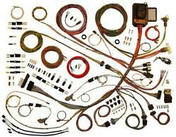 American Auto Wire 1953 - 1956 Ford Truck Complete Wiring Harness 510303