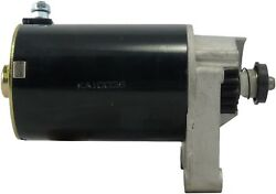 New Starter Briggs And Stratton 18hp Engine Longer Case 495100 498148 5744