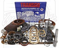 Fits Ford C6 Raybestos Performance Deluxe Transmission Rebuild Kit 76-96 4wd