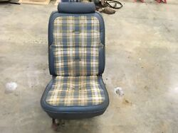 74 75 76 77 78 Ford Mustang Ii Right Passenger Side Seat With Tracks