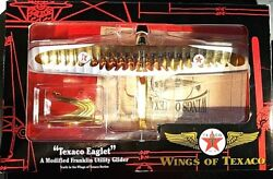 Gold Wings Of Texaco Eaglet Utility Glider Airplane Limited 2002 10 In Series
