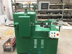 Wire Weaving Loom & CNC Wire Crimping Machine for Wire Cloth MFG