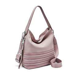 Fossil Women's Maya Small Hobo ORCHID TINT Bag ZB7650522