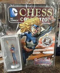 DC chess figure STARGIRL WHITE PAWN eagle moss new justice society