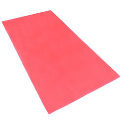 KAUFMAN Chubby beach and pool towels Velour 32quot;x62quot; Coral 104640 $15.00